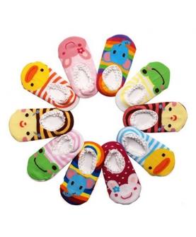 宝宝学步袜