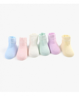 纯棉儿童袜
