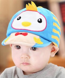 企鹅棒球帽