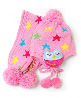 冬季新款儿童帽