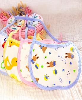 新生儿口水巾
