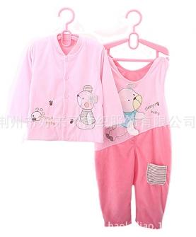 春夏款童装婴儿服