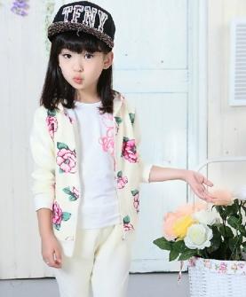 女童韩版套装休闲