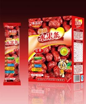 红枣新鲜水果条