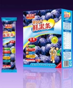 蓝莓新鲜水果条