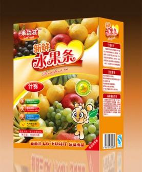 什锦新鲜水果条