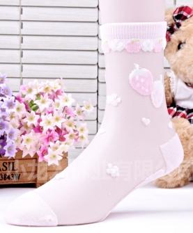 超薄隐形透气儿童丝袜