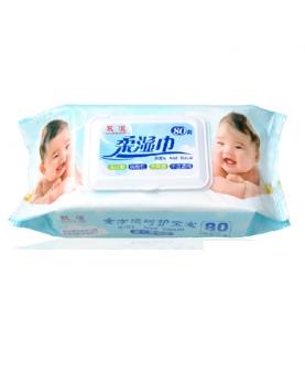 宝宝湿巾纸