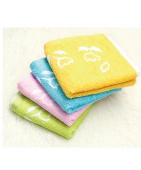 双漫婴幼儿竹纤维毛巾
