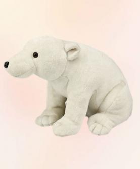 北极熊公仔