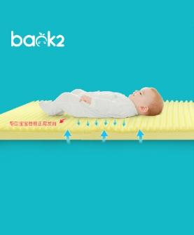儿童记忆棉床垫