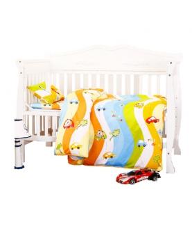 婴儿床品三件套