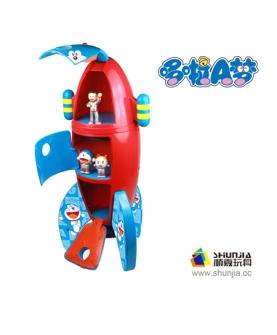 哆啦A梦二合一火箭