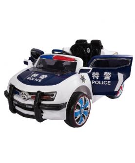 儿童电动车小警车