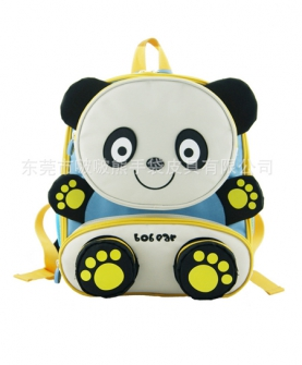 小熊猫书包
