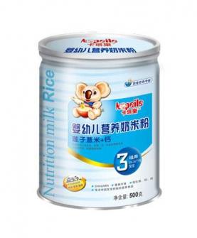 奶米粉3段