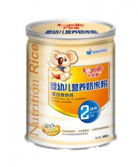 奶米粉2段