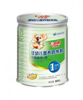 奶米粉1段
