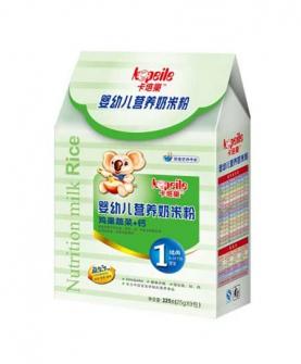 奶米粉1段盒装