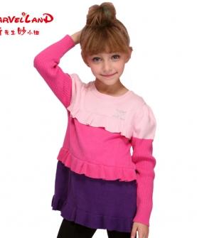 中小童公主连衣裙