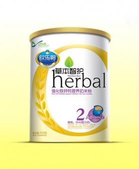 草本米粉纸听-强化铁锌钙