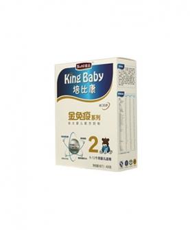 配方奶粉2段400G