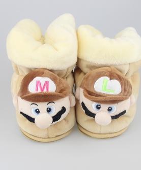 宝宝保暖棉鞋冬鞋