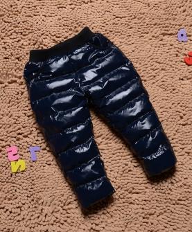 宝宝加厚保暖棉裤