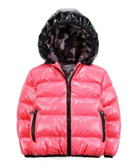 小孩冬季婴儿保暖外套