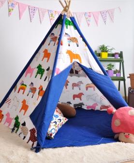婴童印第安儿童帐篷