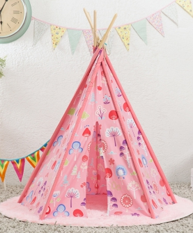 儿童帐篷宝宝益智玩具屋 布艺帐篷房
