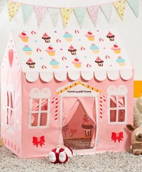 女孩室内帐篷小房子户外城堡游戏屋