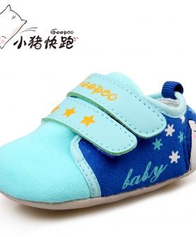 步前鞋软底机能鞋