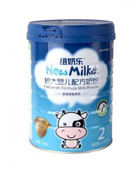 欧普臻智系列配方奶粉2段