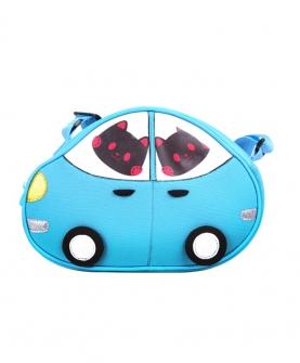汽车小孩背包