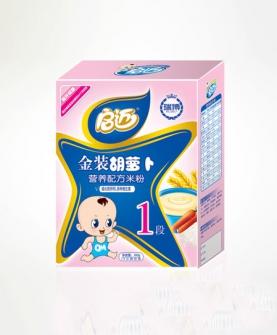 胡萝卜素营养米粉