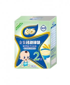 钙铁锌碘营养米粉