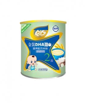 DHA淮山米粉