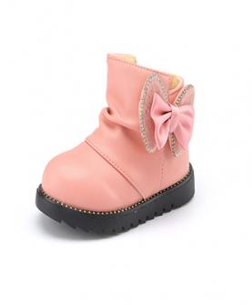 儿童雪地靴新款短靴