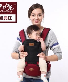 前抱式婴儿背带