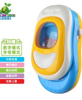 儿童手机玩具智能仿真