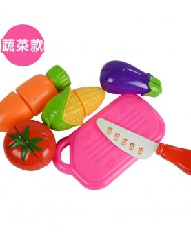 儿童水果蔬菜切切乐
