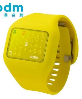 果冻表手表学生时尚电子表