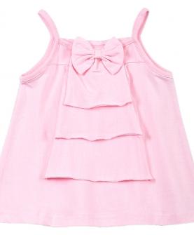 宝宝吊带裙