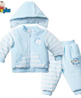 儿童棉衣套装