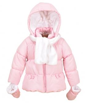婴儿加绒棉衣棉袄