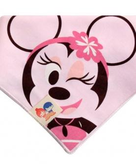 宝宝三角口水巾