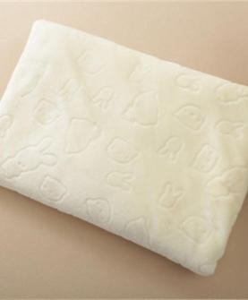 新生儿纯棉加厚印花抱毯