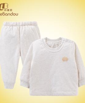 婴幼儿保暖内衣套装