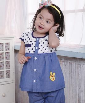 女童裙套装